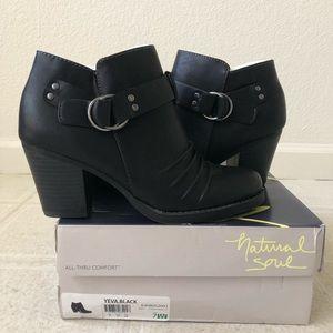 Natural Soul boots
